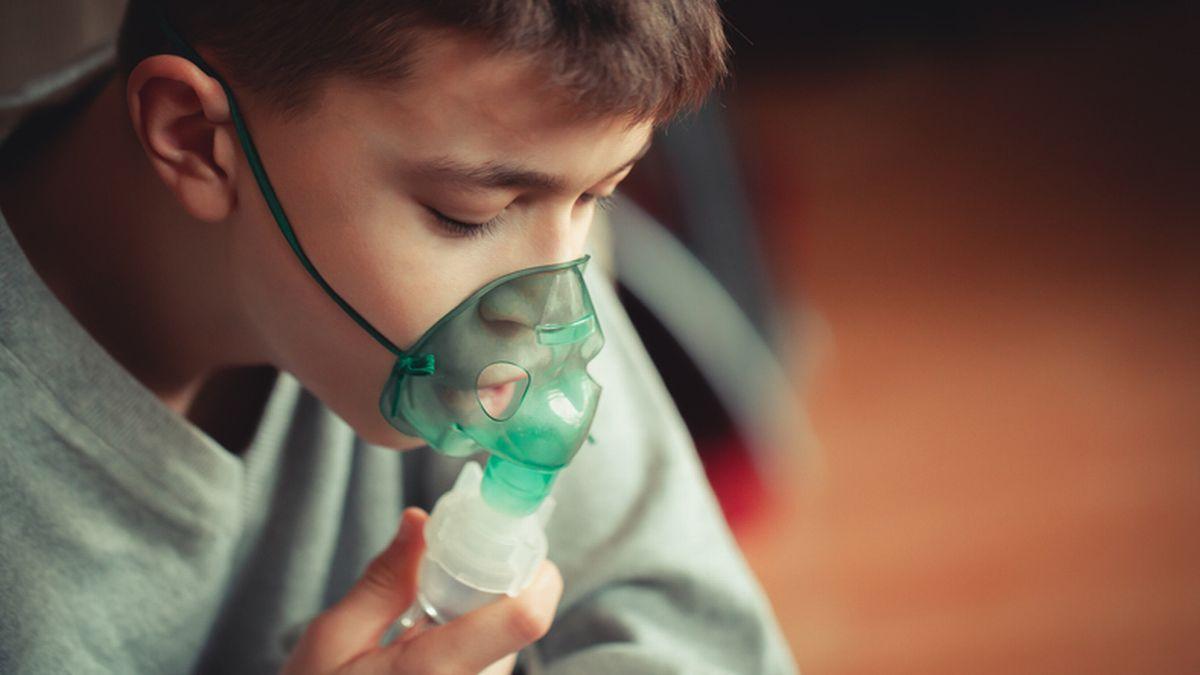 teste respiratório